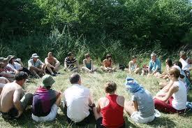 Cercle de parole et guérison 2009, à la manière des autochtones