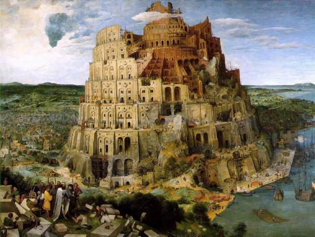 Bruegel tour de babel vienne
