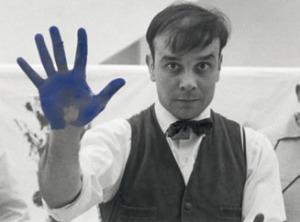 Yves Klein, 1959
