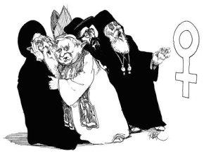 féminisme et religions