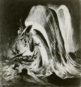 Gravure de Moby Dick