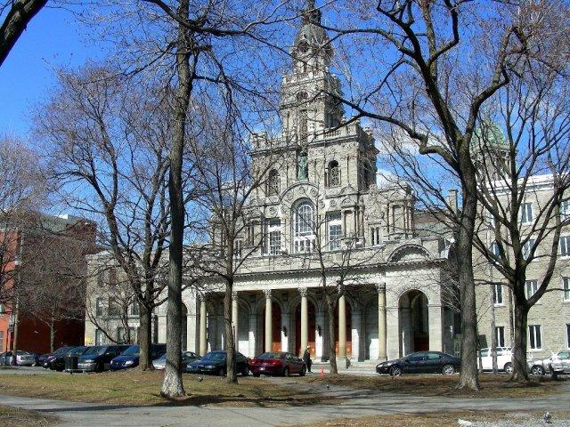 Église Saint-Enfant-Jésus du Mile-End, Montréal