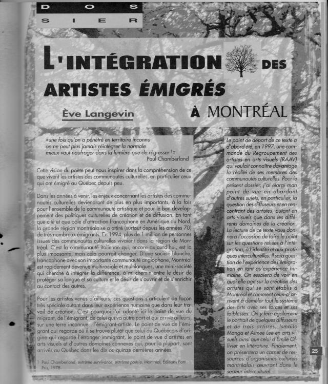 Ève Langevin_Esse Arts 1999_p.2