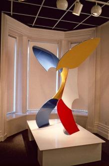 Marcel Barbeau «Dualité», 1984